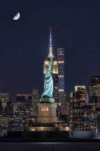 2018-04-22 - New York - Liberty Statue - Empire State Building CzB resize